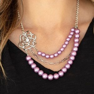 Jewelry - Pink Lavender Set